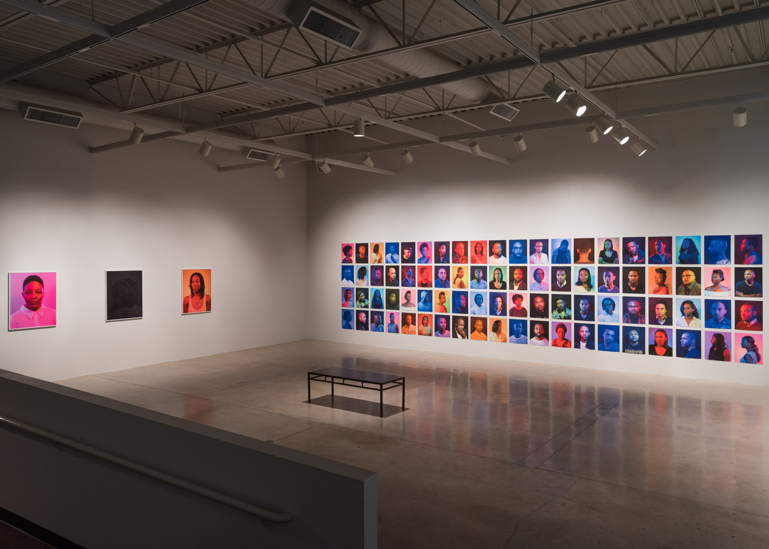 Joseph Gross Gallery, University of Arizona, 2017