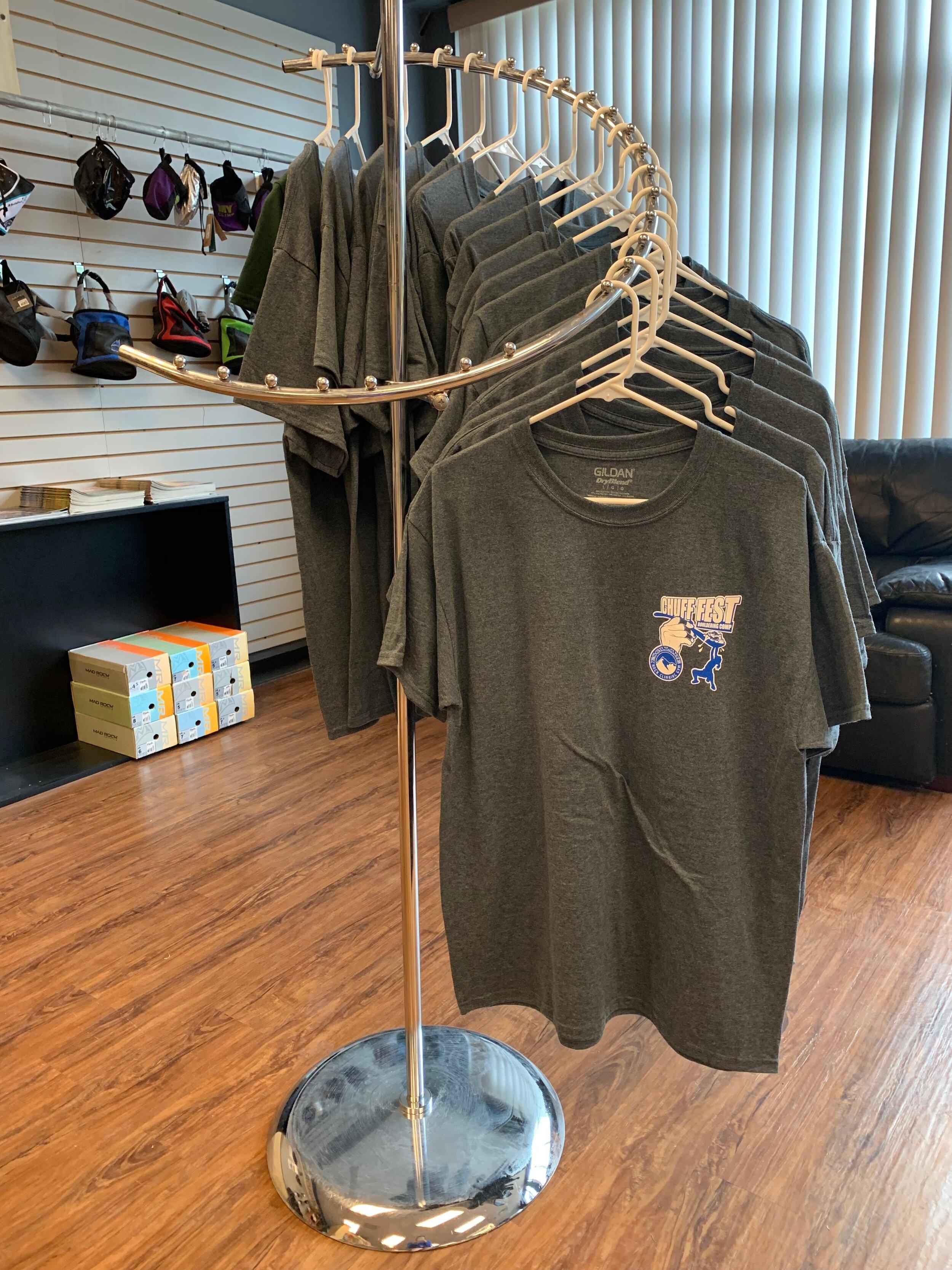 For Sale - Chuff Fest 2019 T-Shirts
