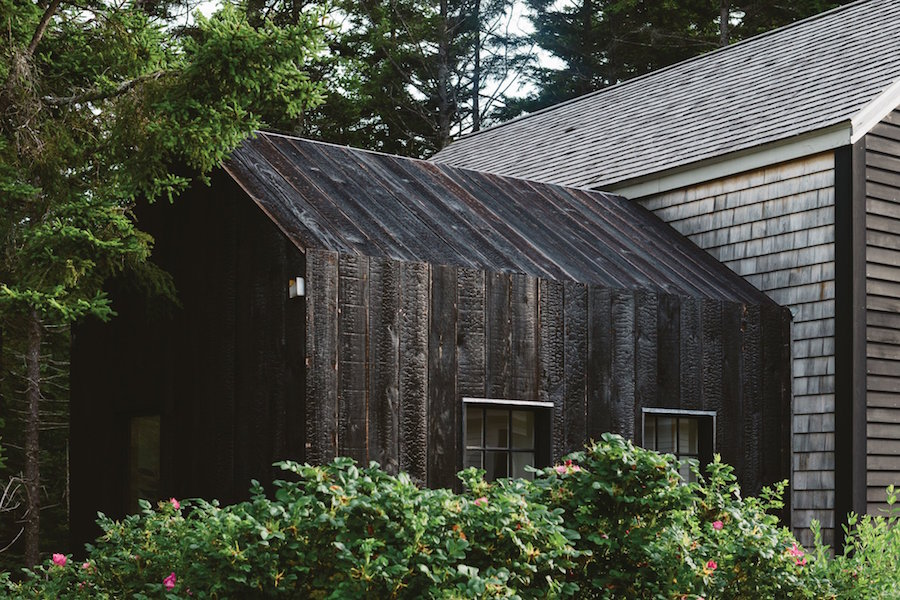 Anthony Esteves' private Residence, Maine