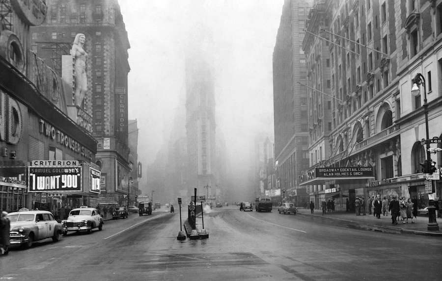GEORGE ALEXANDERSON - NEW YORK TIMES
