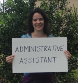 Karen File, Administrative Assistant