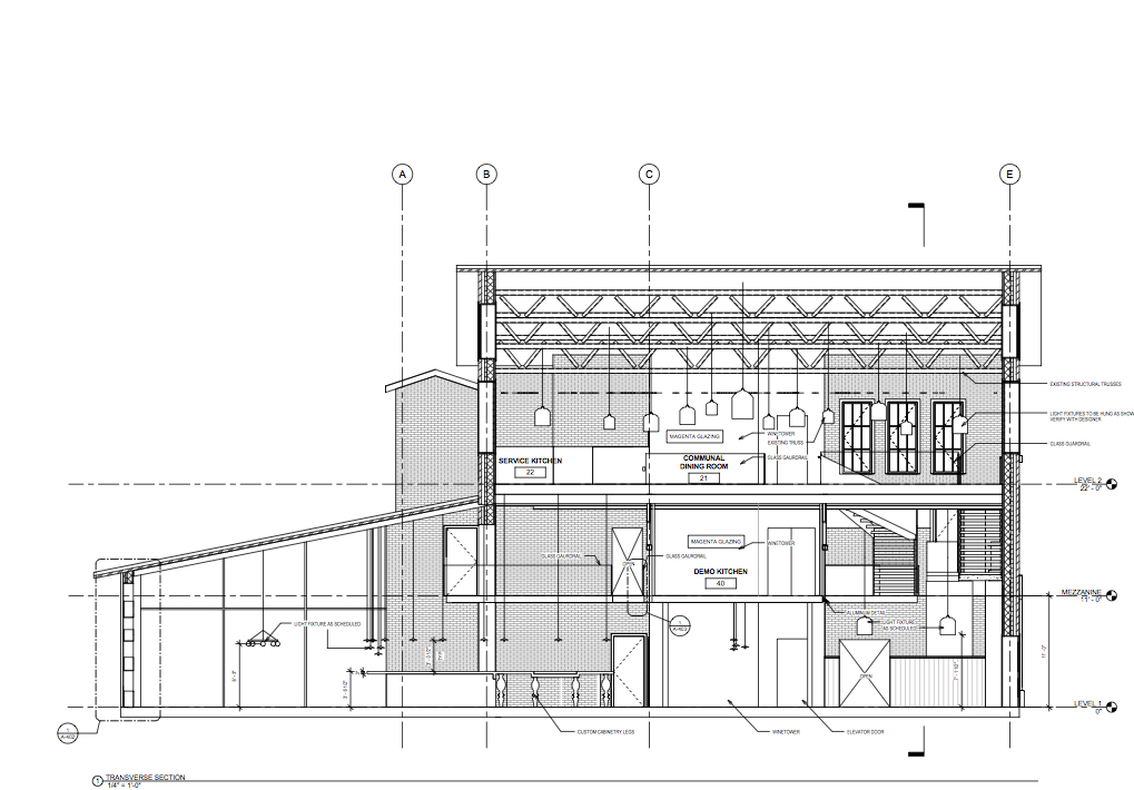 Angela Raciti Interior Design Section