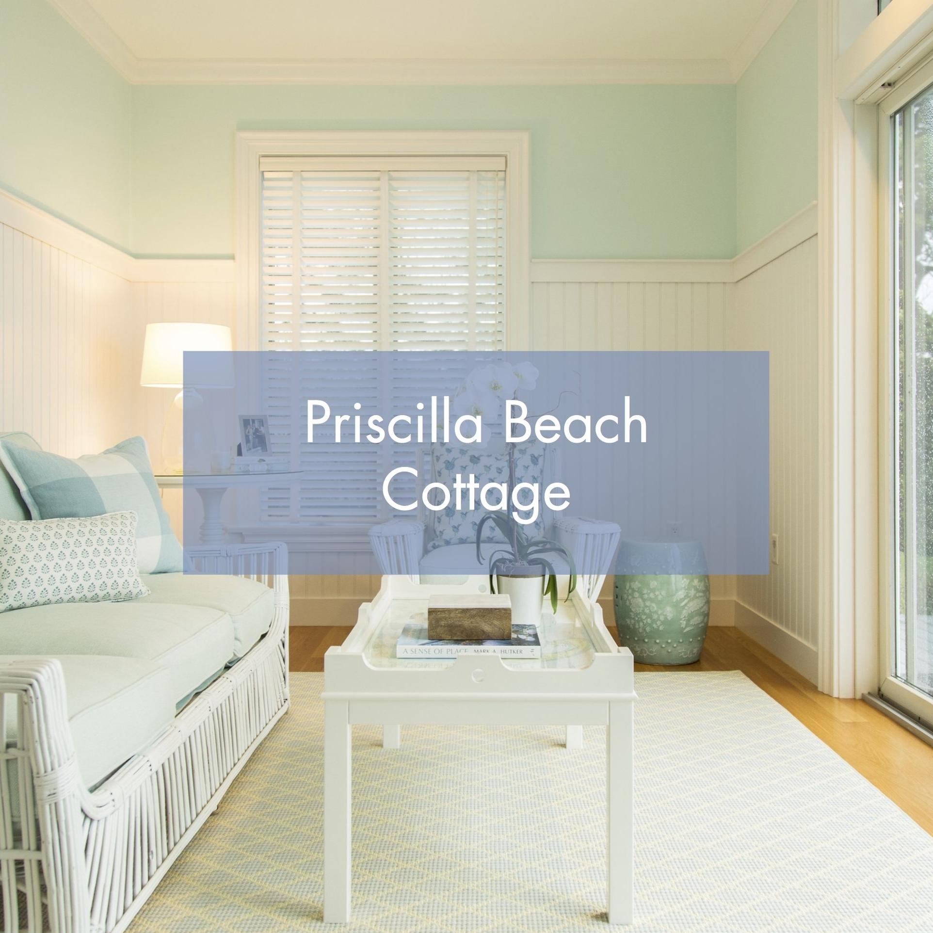 priscilla beach cottage