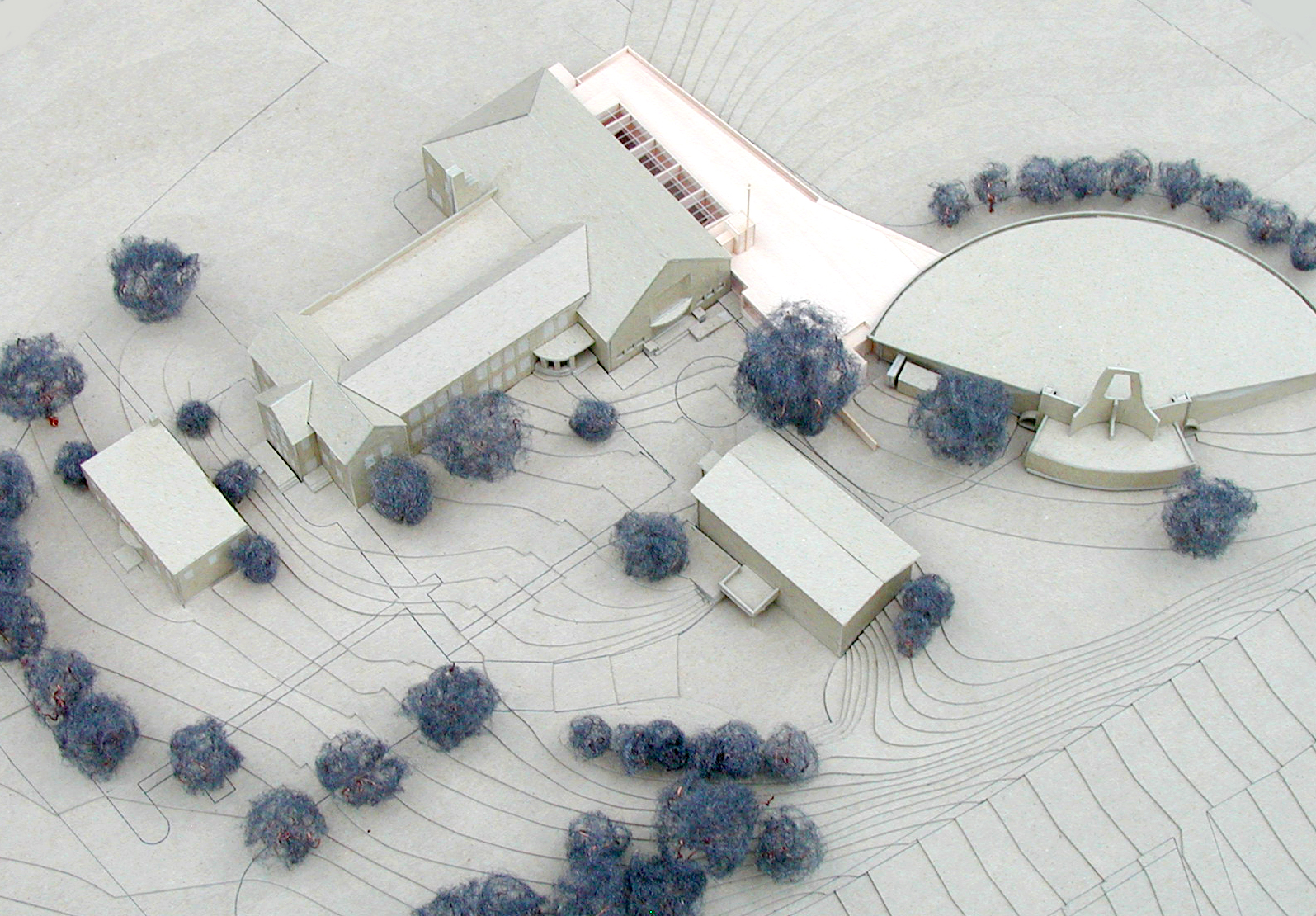 Immacolata Church & School , Richmond Heights, Missouri (2003)