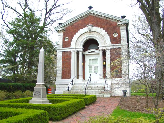 Missouri Botanical Gardens Museum , St. Louis, Missouri (2003)