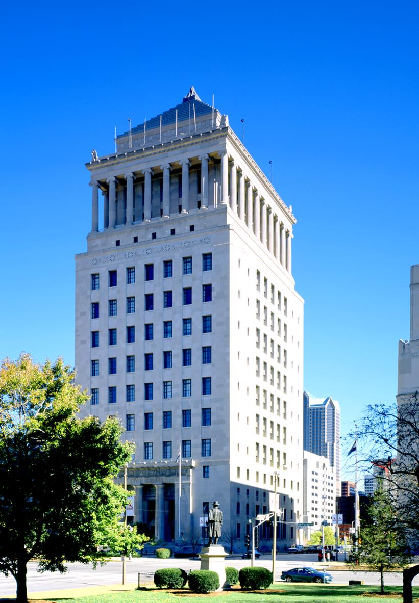 Civil Courts Building , St. Louis, Missouri (1991 - Present)