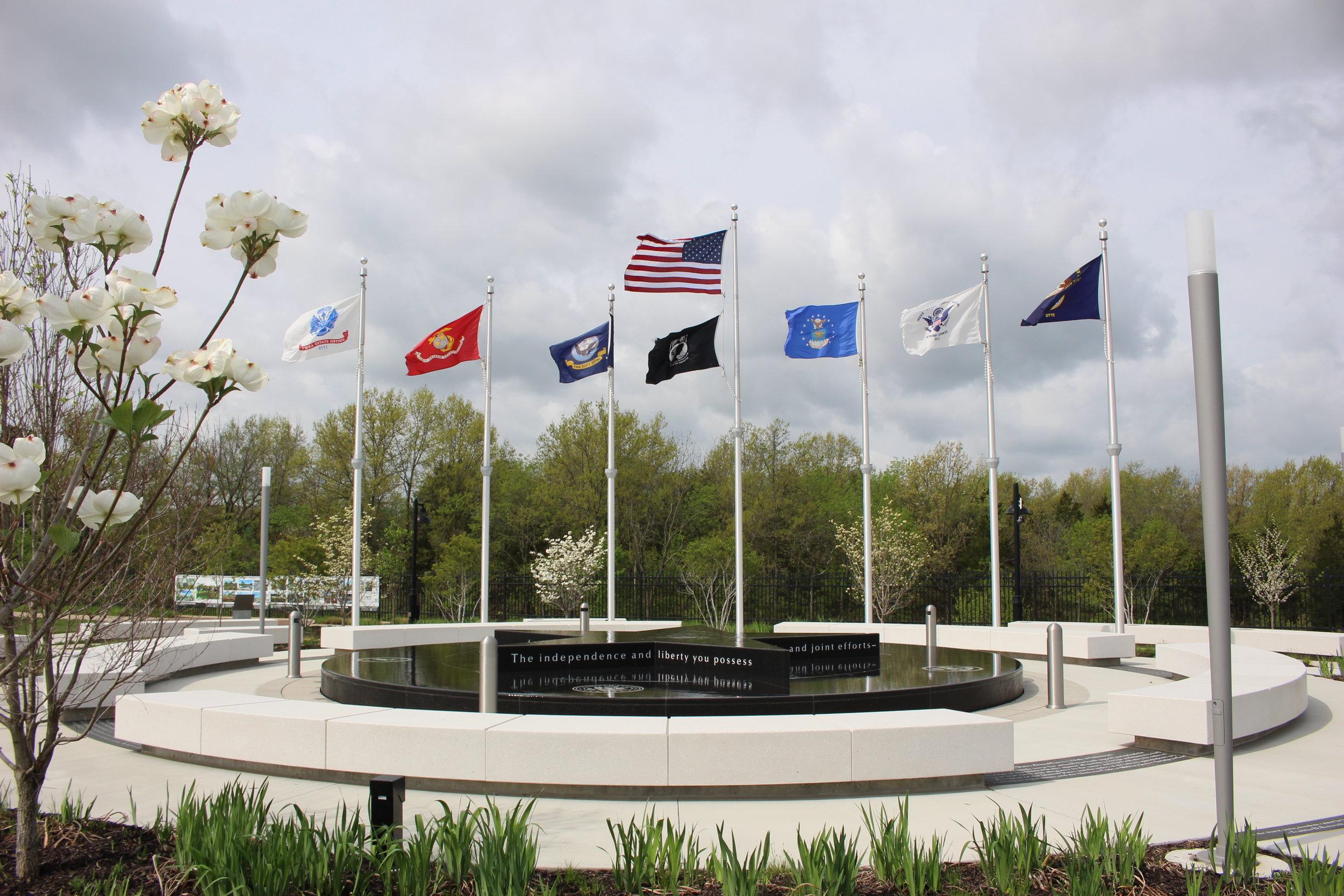 Veterans Honor Park, Chesterfield, Missouri