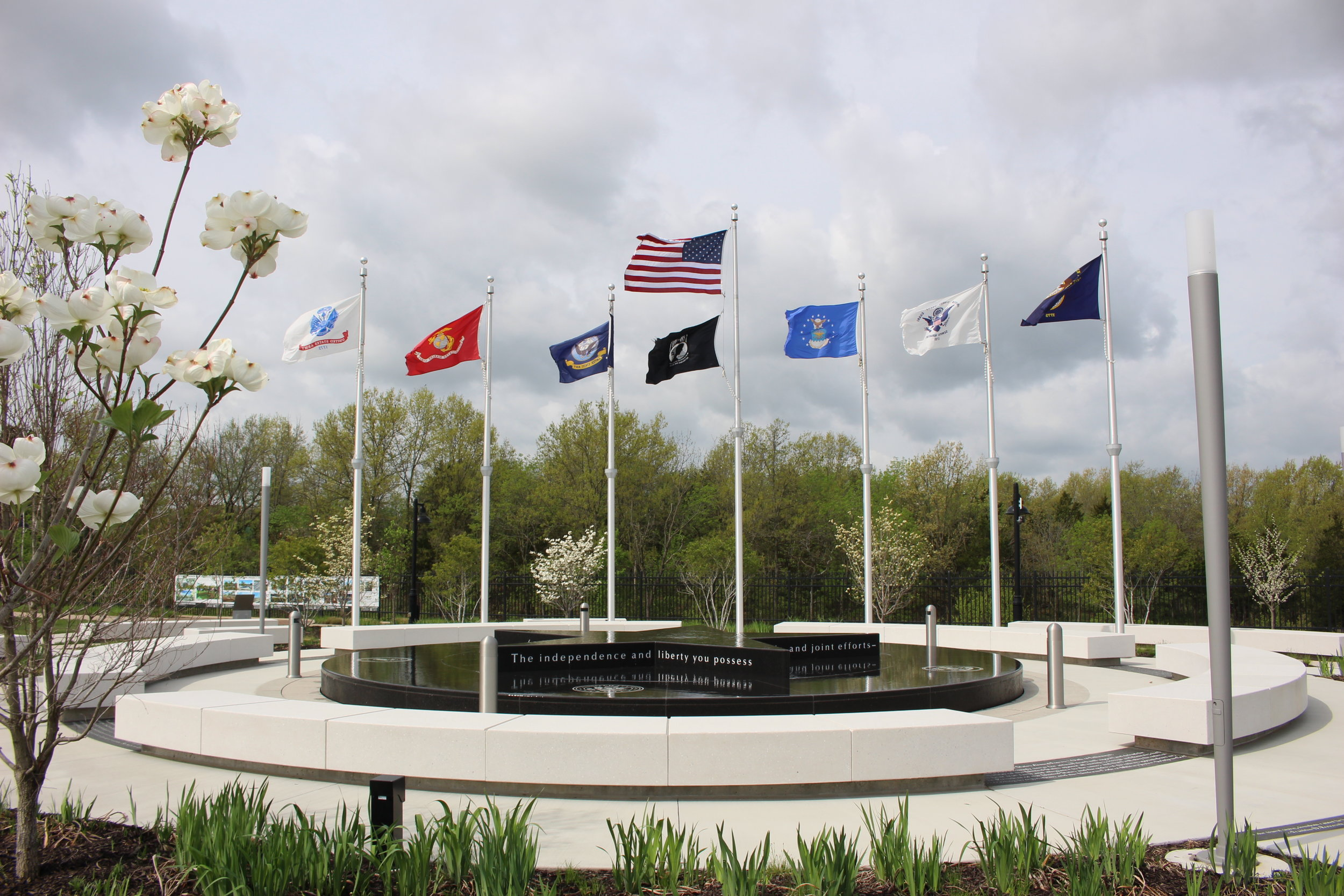 Veterans Honor Park , Chesterfield, Missouri (2017)