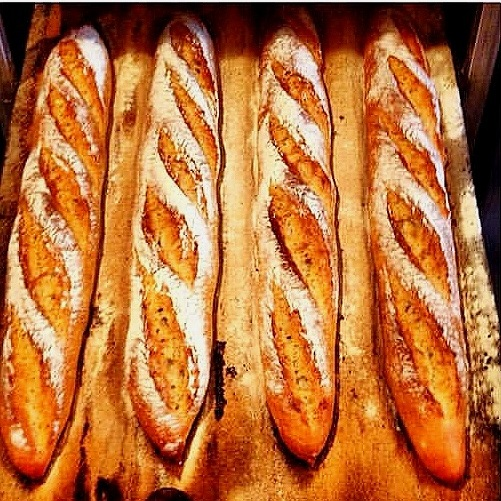Yeasted Breads - We offer french Baguettes, focaccia, ciabatta, honey oat & Challah Bread.Visit us in march when we make our amazing irish soda bread. Be sure to pre-order this once a year tradition.