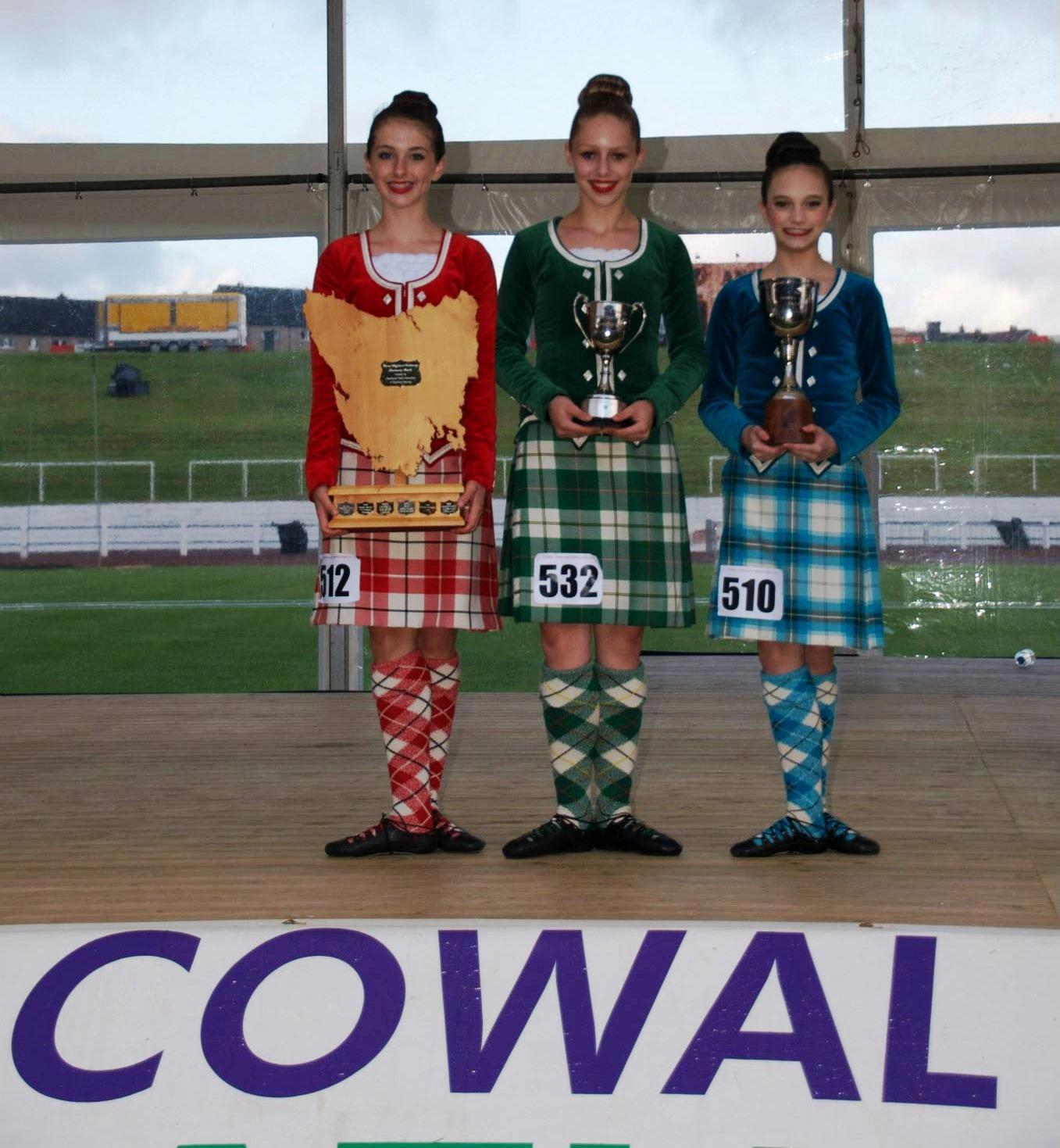 Cowal, 2014