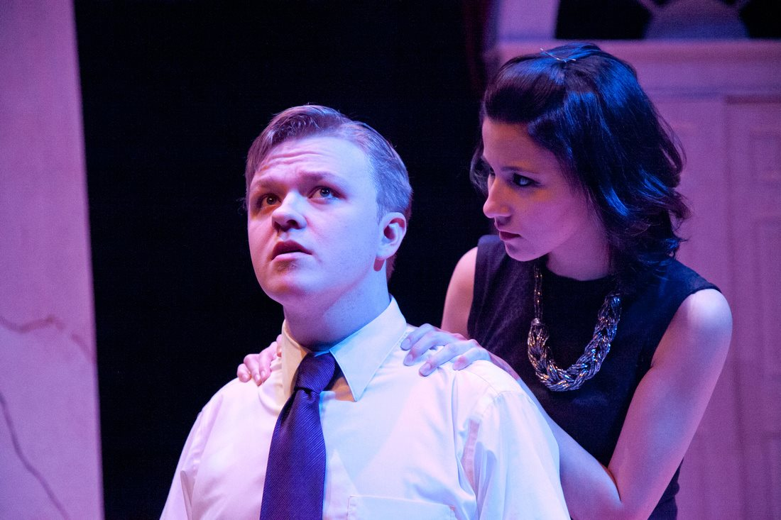 Brutus  Directed by Allison Fuentes CUADrama - The Hartke Theatre