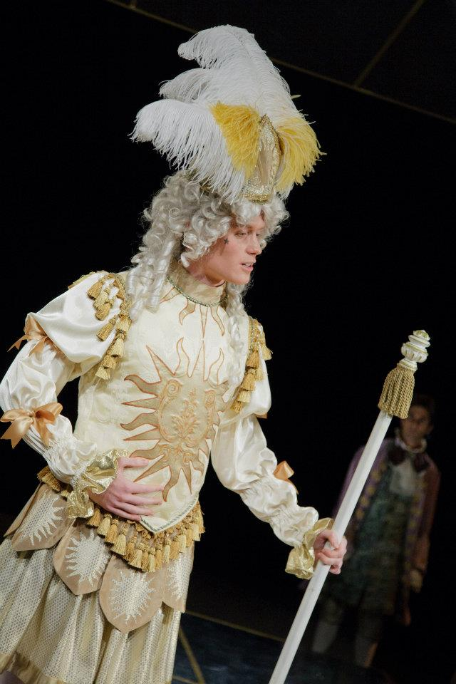Tartuffe  Costume Designed by Kendra Rai