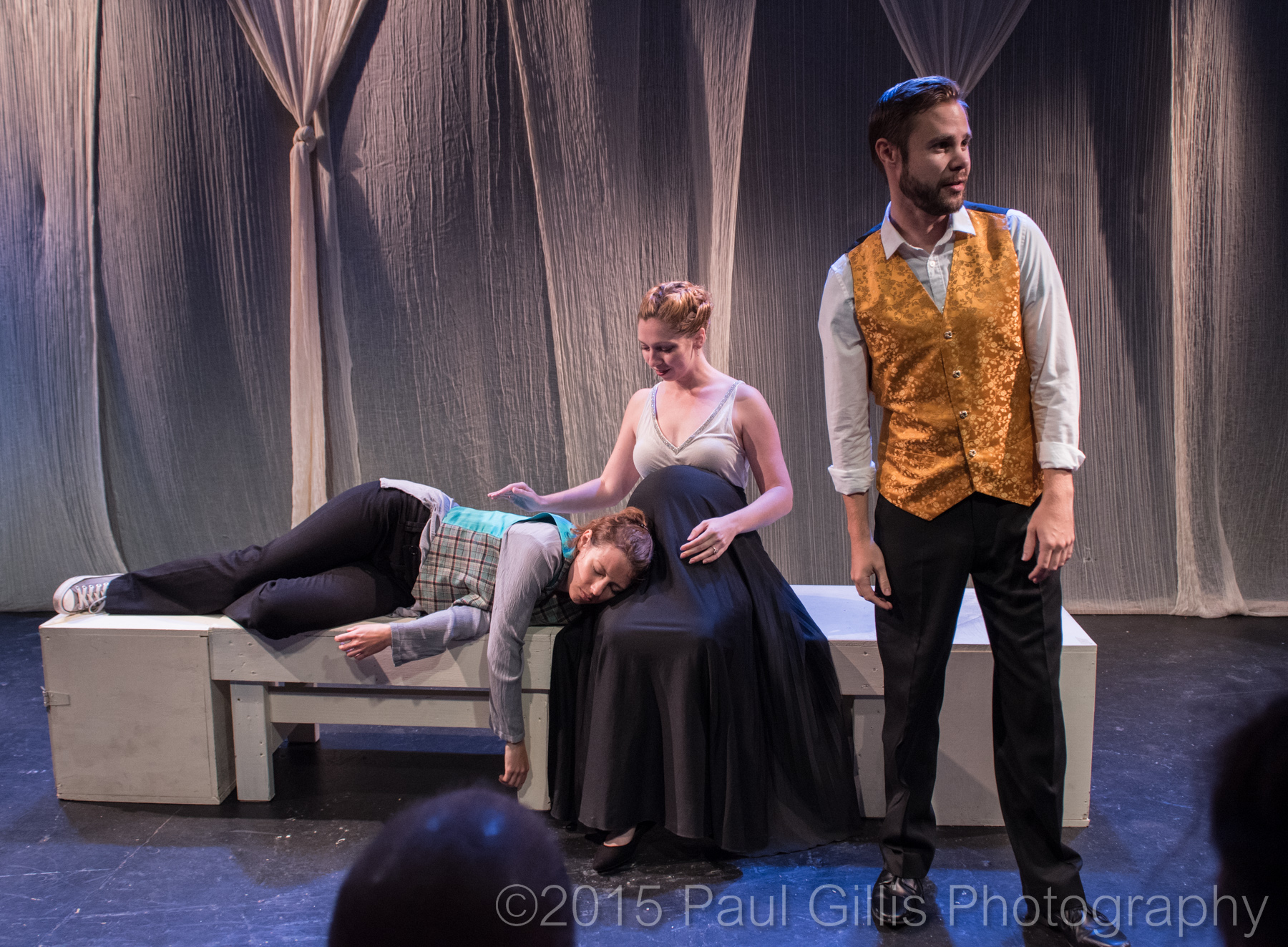 The Winter's Tale    Directed by Hannah Todd We Happy Few Productions The Capital Fringe Festival July 2015 Copyright 2015 by Paul Gillis Photography