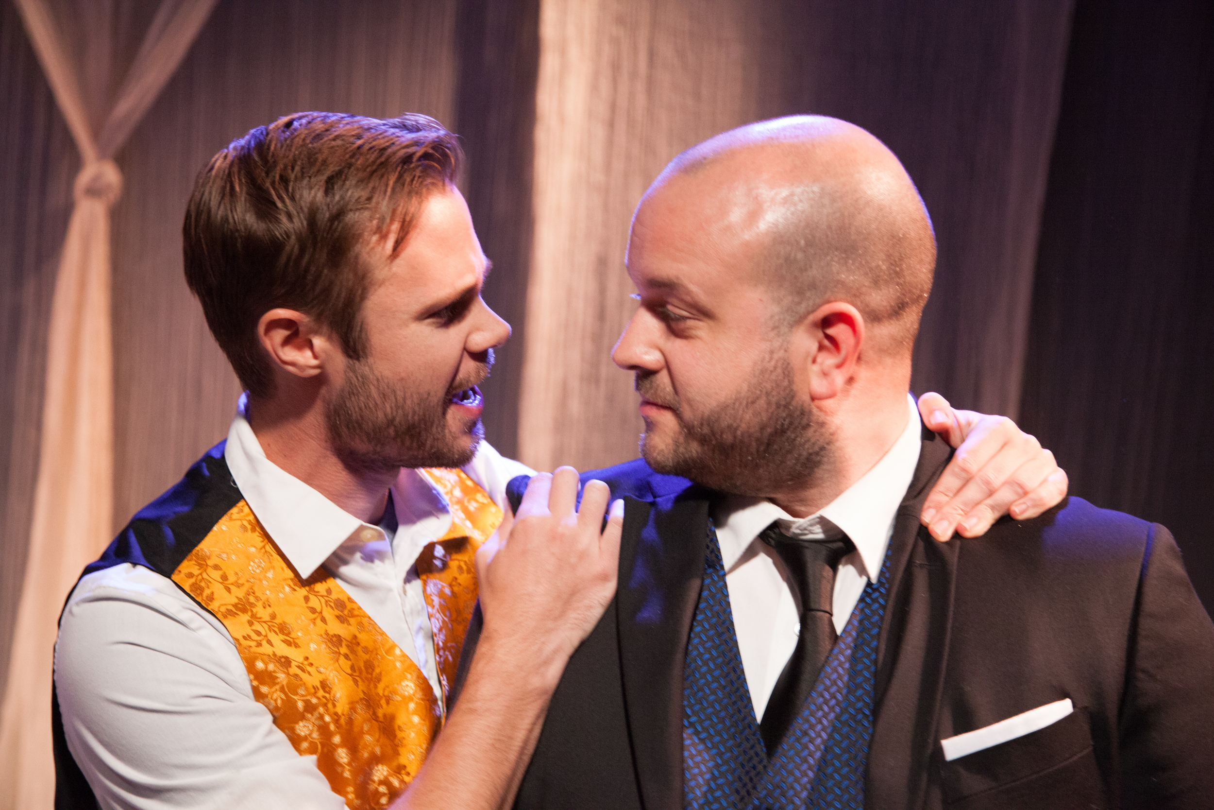 The Winter's Tale    Directed by Hannah Todd We Happy Few Productions The Capital Fringe Festival July 2015 Photo by Daniel Corey