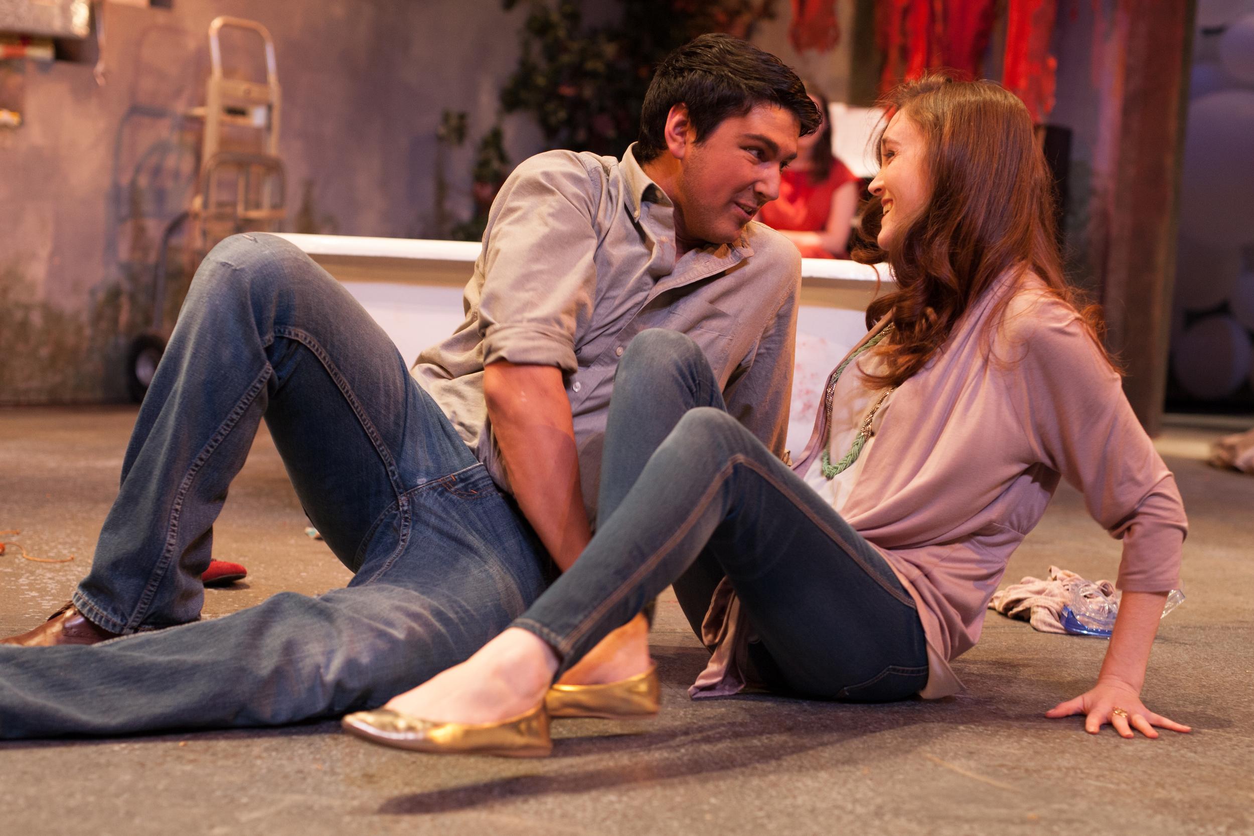 Eleanor and Leo