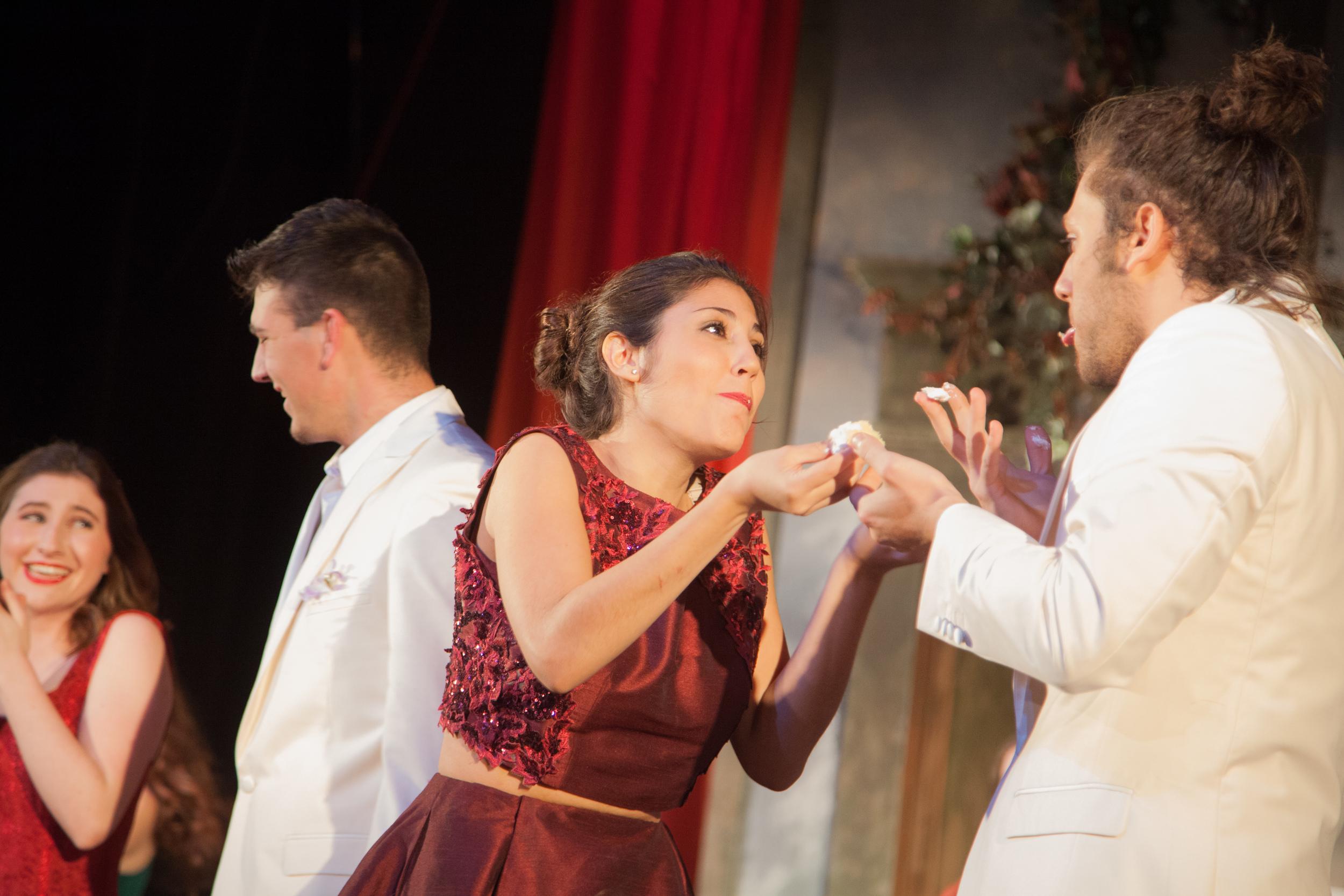Lydia and Nikos