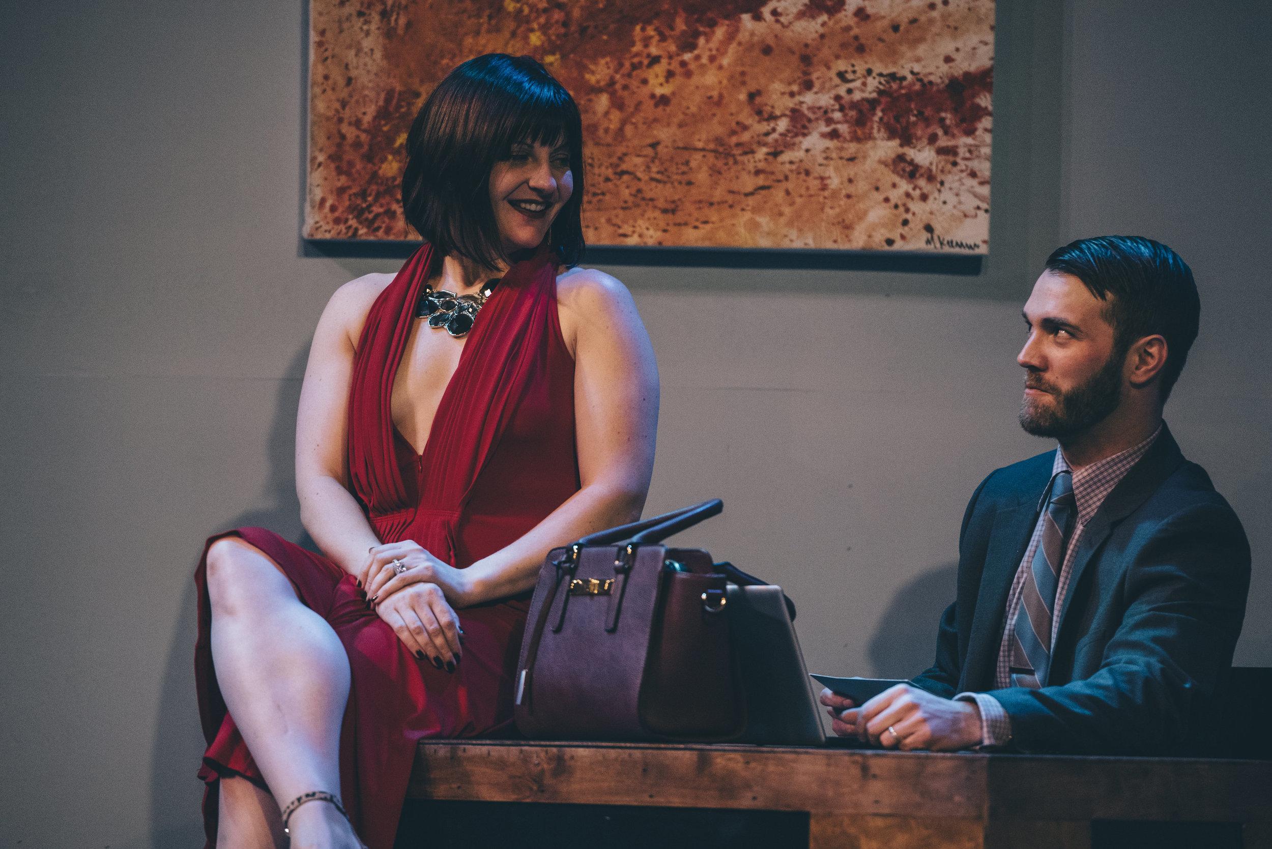 Mack, Beth  by Chris Stezin Directed by Matt Ripa The Keegan Theatre