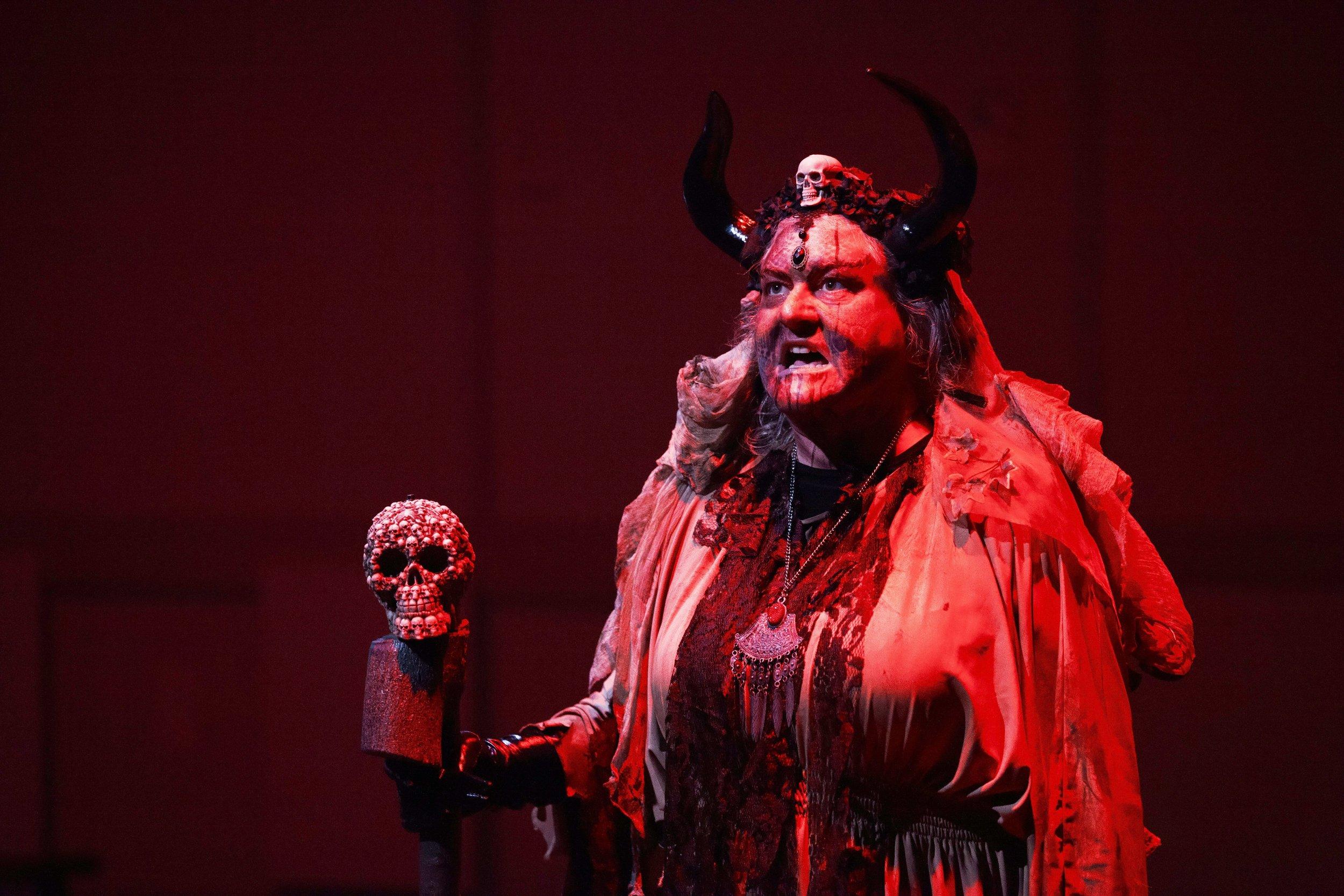 Macbeth  Dir. Craig Baldwin Photo by Alec Wild