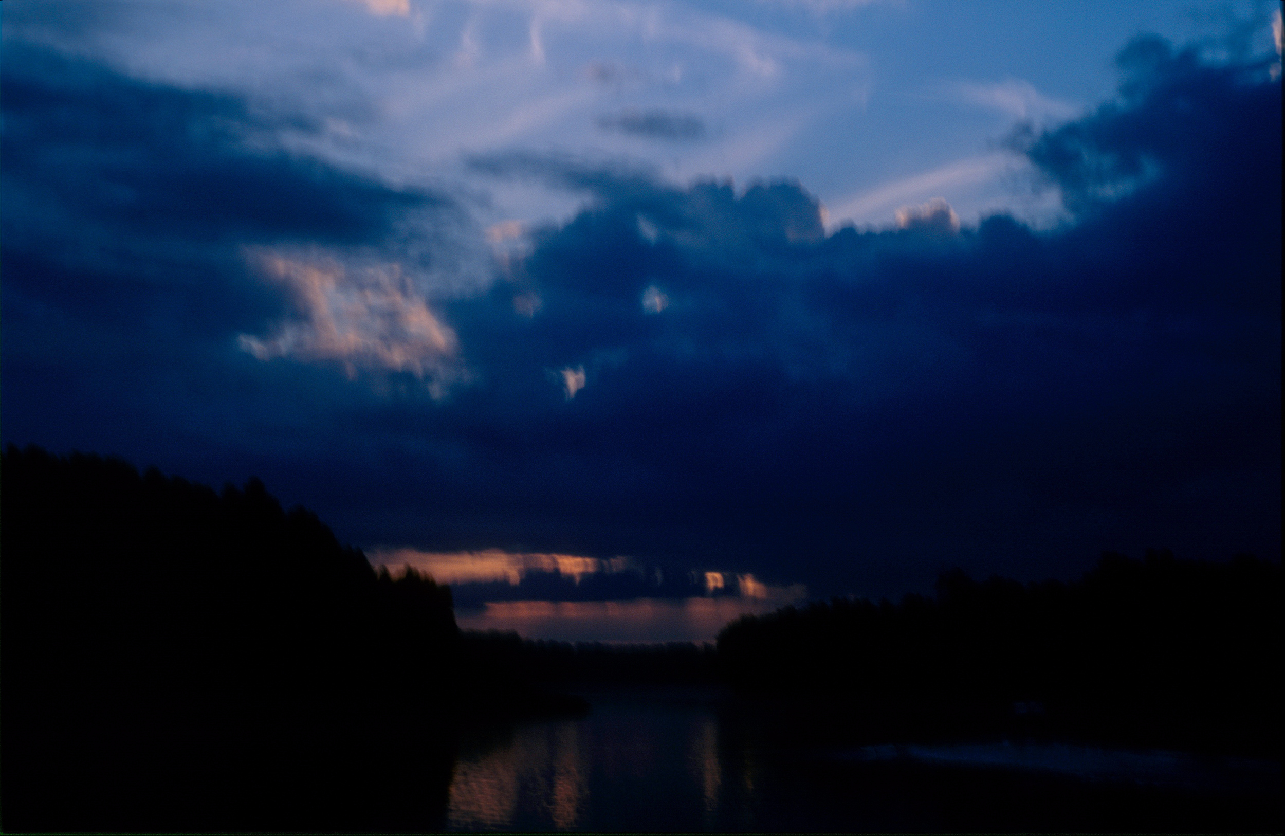 Atchafalaya Basin Twilight Burning .jpg