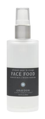 graydon face food titsup