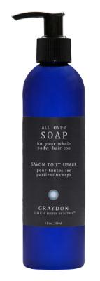 graydon all over soap titsup
