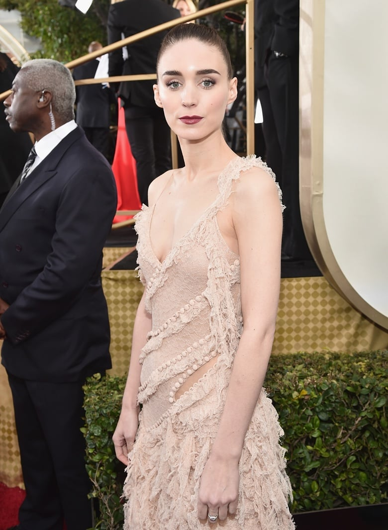 golden globes, golden globe awards, golden globes 2016, red carpet, rooney mara