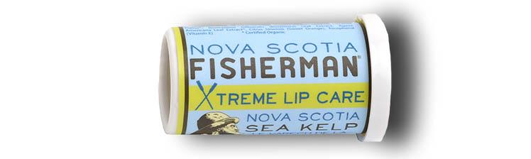 best lip balm nova scotia fisherman