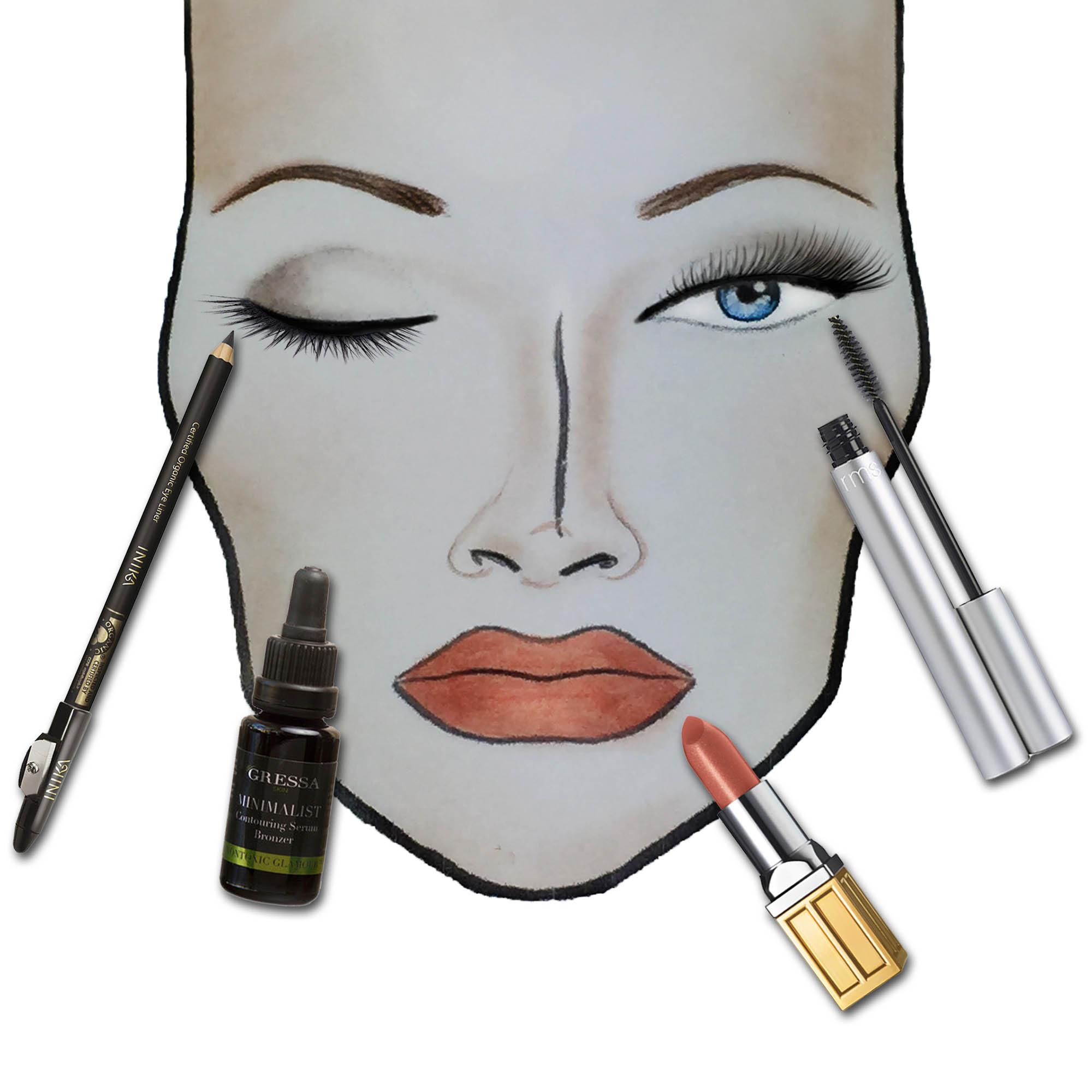 mac face chart 6