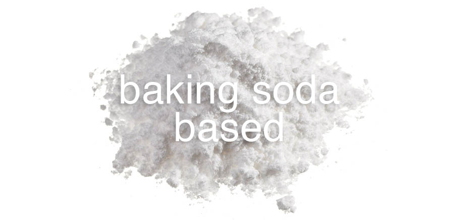 natural deodorant baking soda