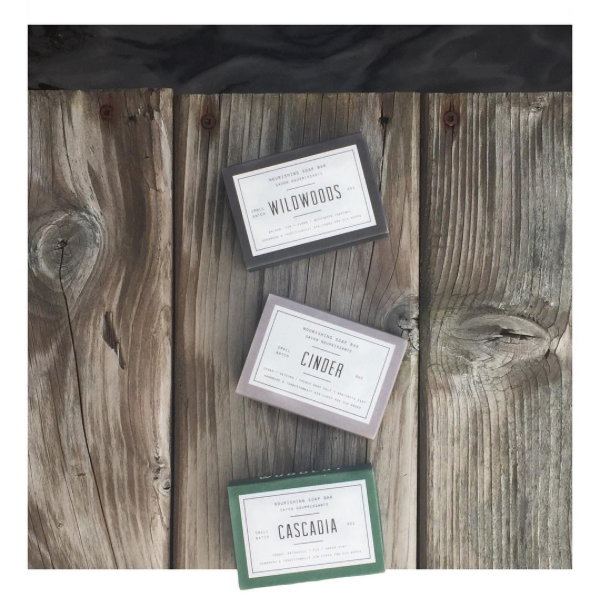 woodlot charcoal soap