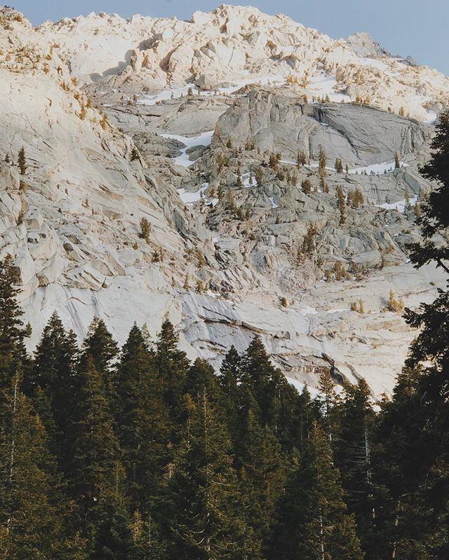 Mountain ridges & treelines // #TheAdventureProject