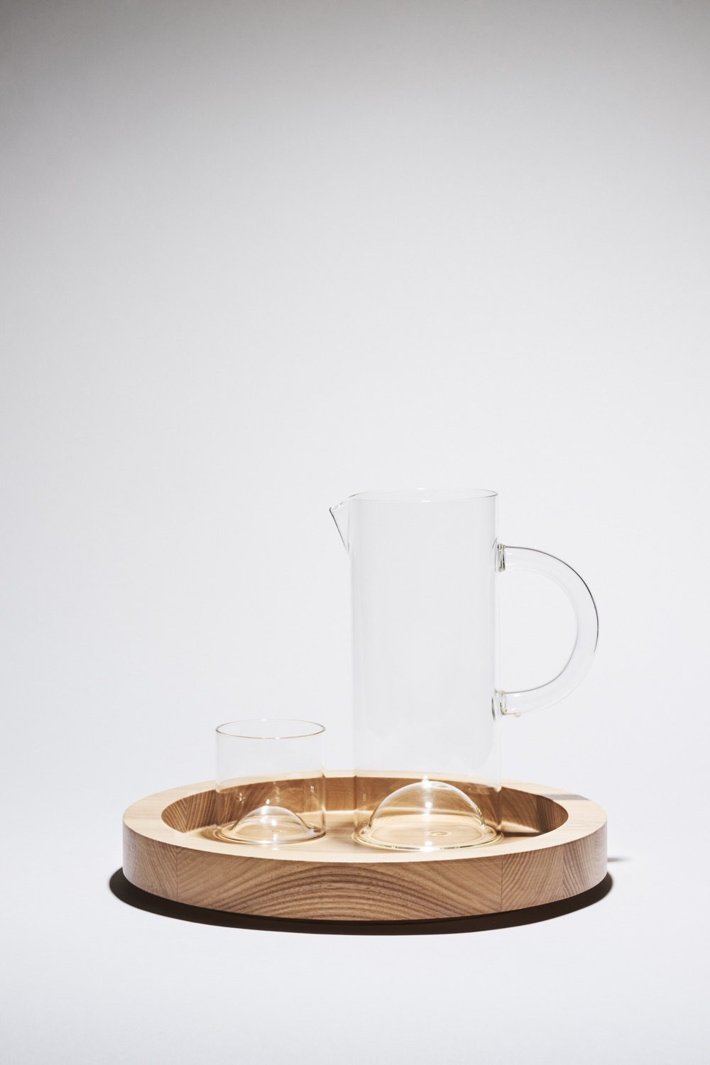 The jug and glasses are avaiable in Tate Edit shop in Tate Modern in London.