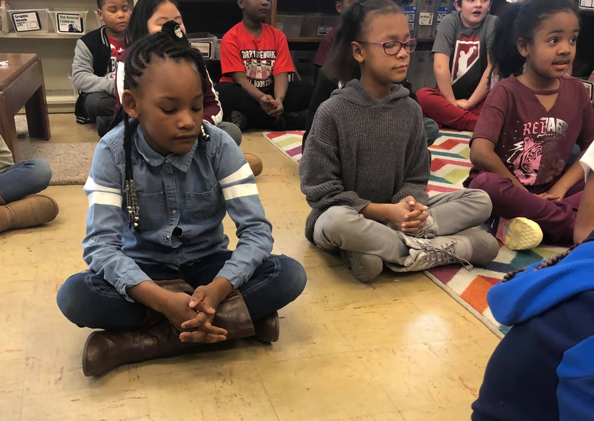 Mastering Mindful Bodies with inMind - This is a great program - helping me every day in my life and in class. I have tools to manage my anxiety by using the heartfulness, kind-thought meditation and I share this practice with the students.- Nancy, Pleasantview Elementary School Teacher,, January 2019