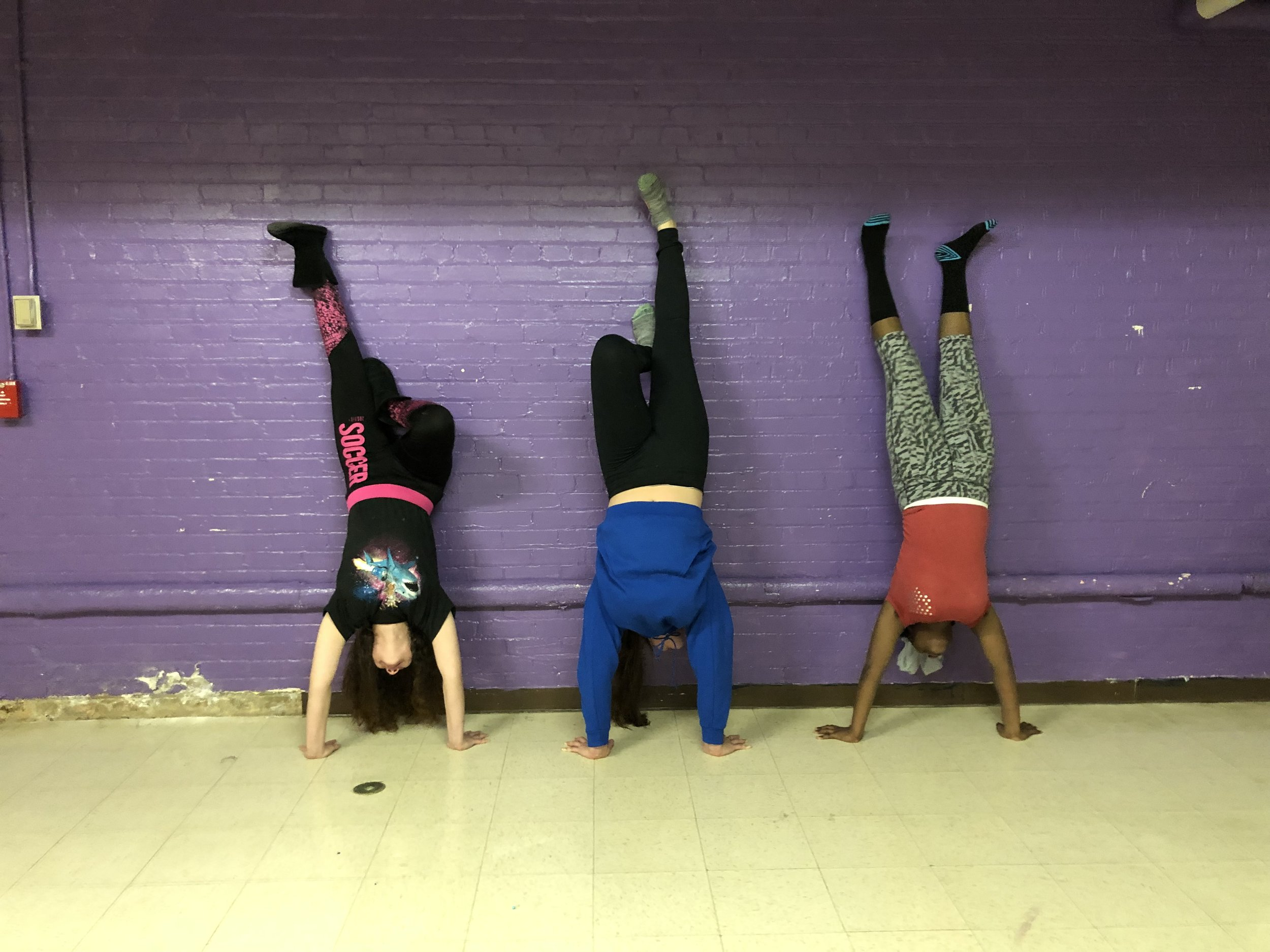 """Learning to trust oneself and others… - Vista Maria is a residential foster care facility for traumatized at girls located in Dearborn Heights. I have been teaching yoga to the girls since July 2018.During our first class, I asked the girls to close their eyes. One young lady asked, """"Will I get punched in the face?"""" Can you imagine the traumatic experiences that child has had to allow her to utter those words? Since the program has begun, the girls' self-esteem, respect for one another and communication has noticeably improved.-Julie August, Instructor"""