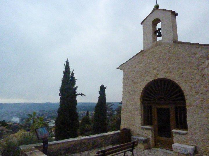 Church near Chagall Sanctuary