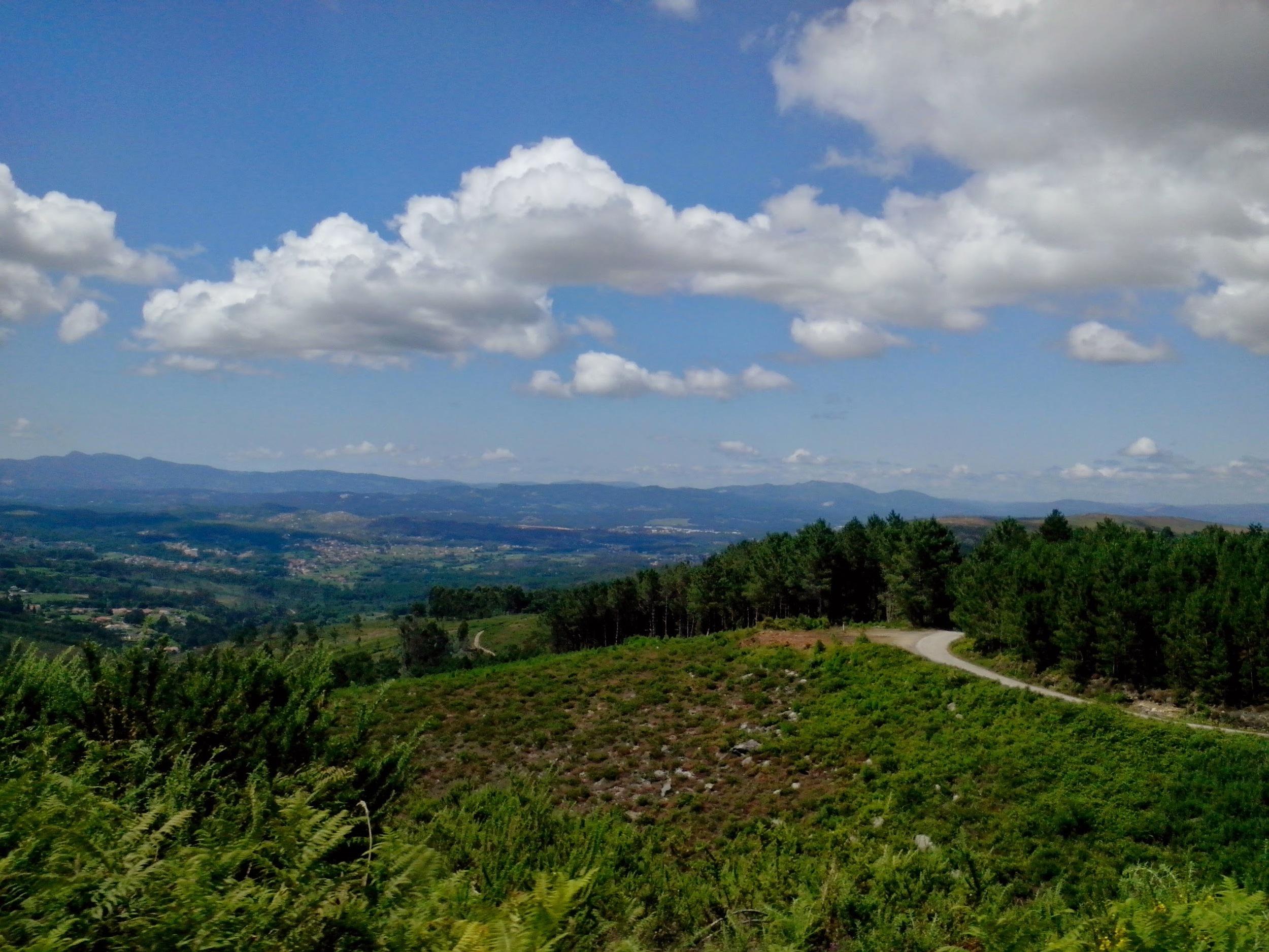 Minho Valley,Monção, North Portugal
