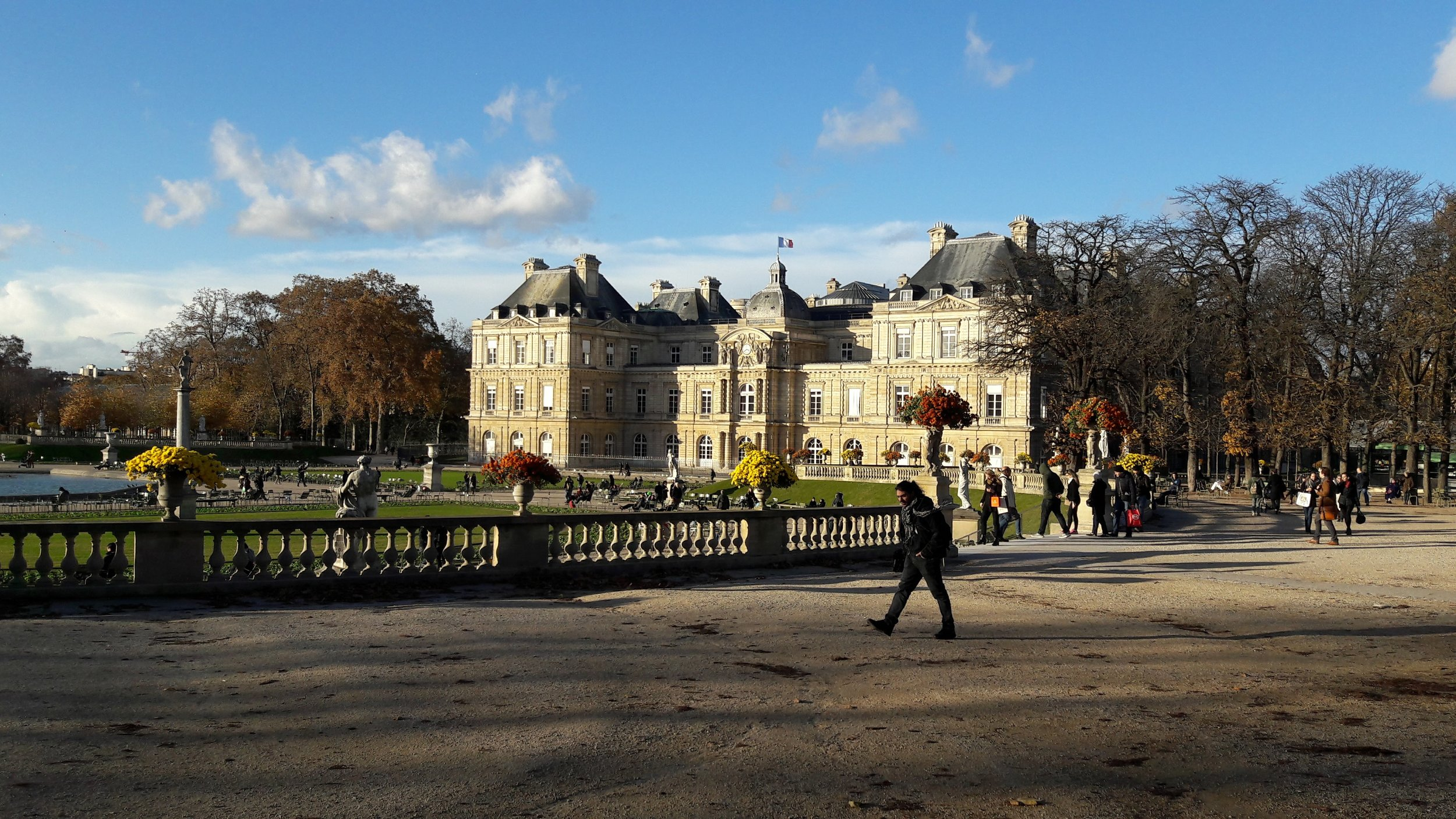 Who can deny the beauty of Jardin du Luxembourg?