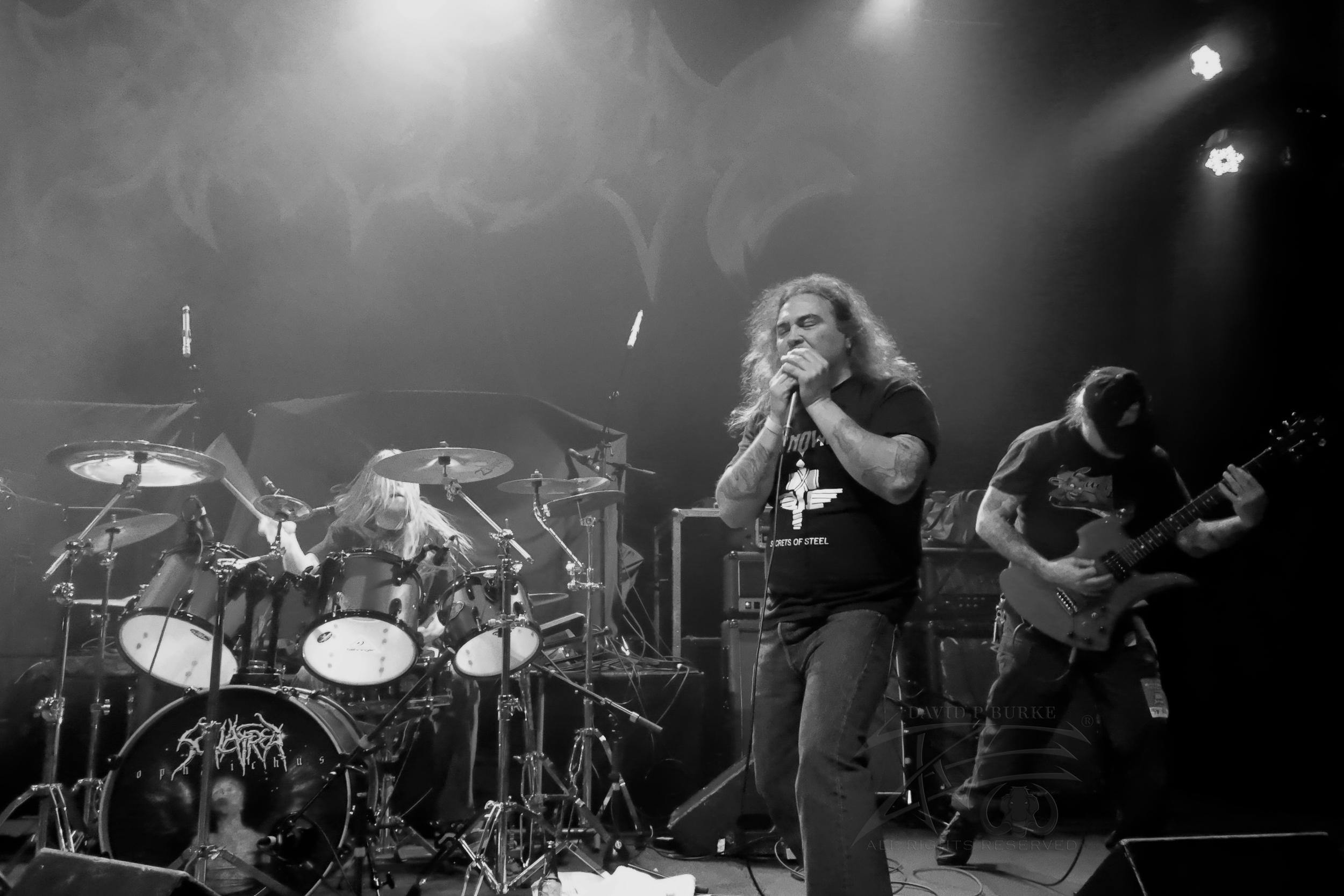 Legion OfDeath  photo: David Burke