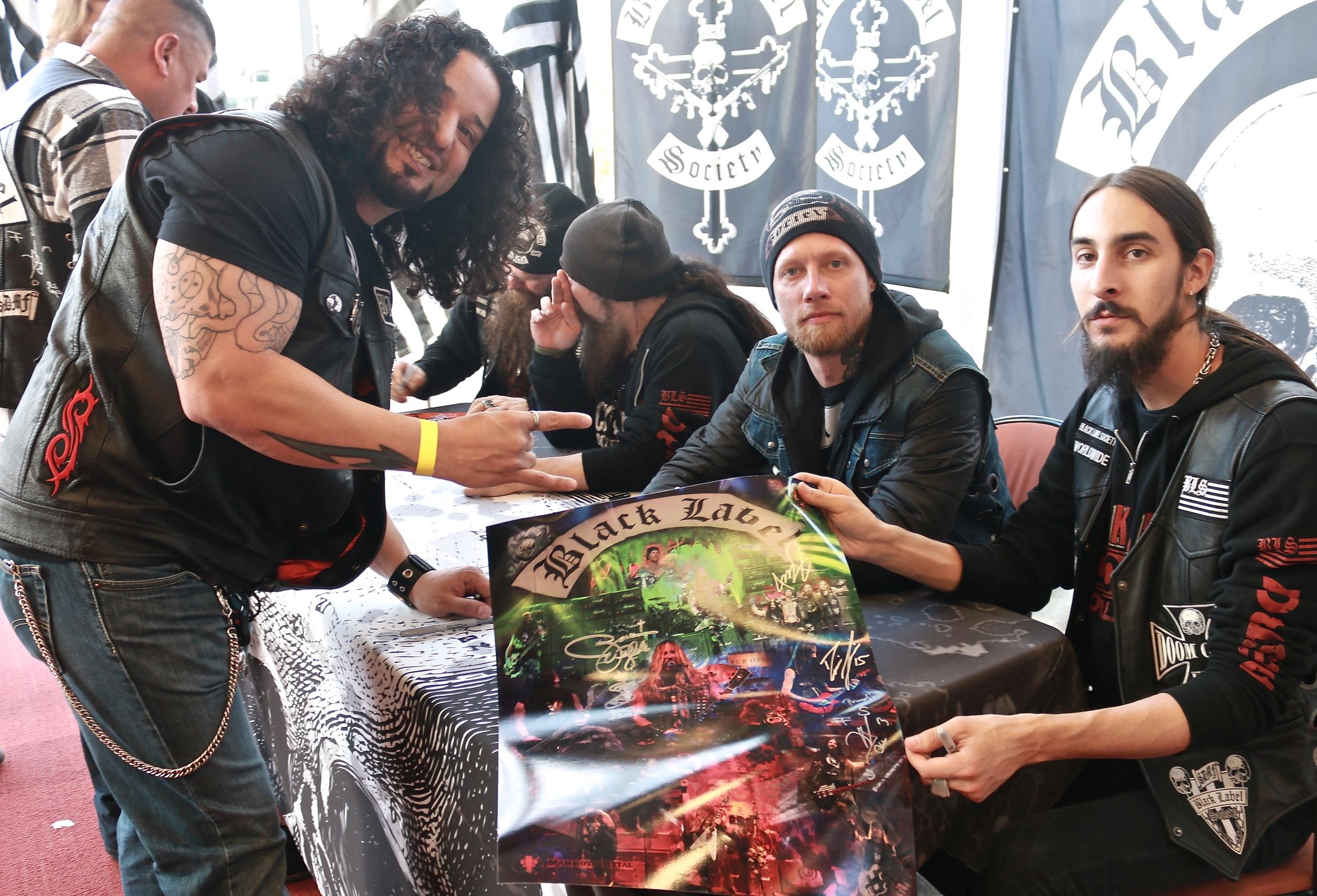 Doom Crew approved.  photo: Ed Sandoval