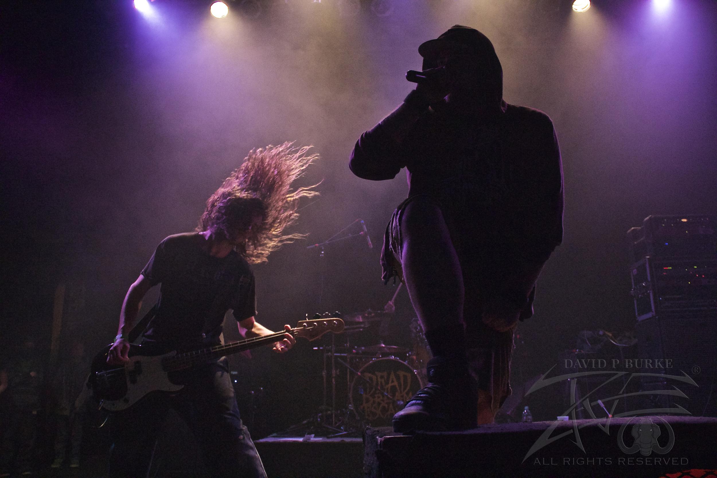 Dead Dream Escapes Garrett Nugent and Justin Pervis  photo: David burke
