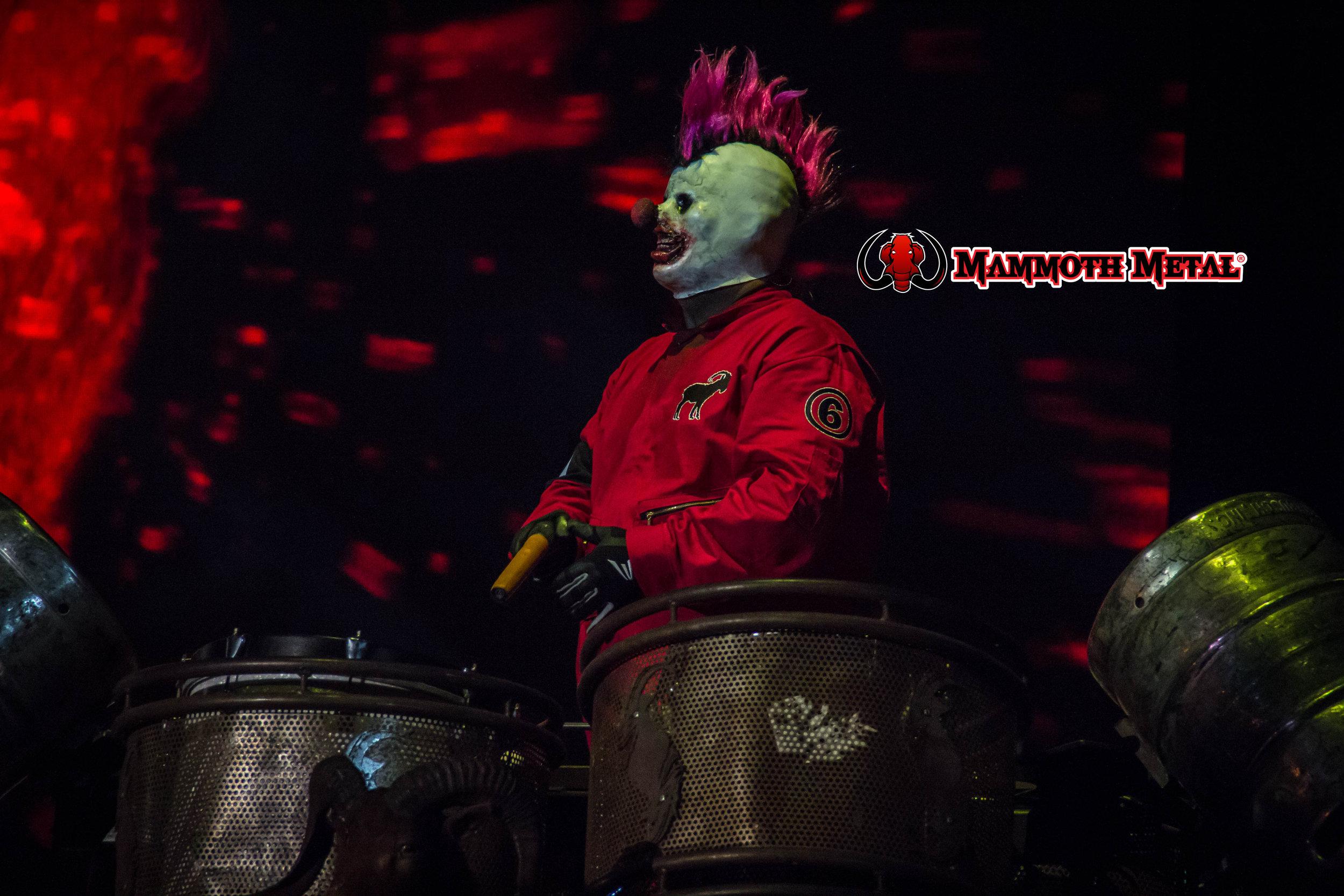 Clown  photo: David Burke