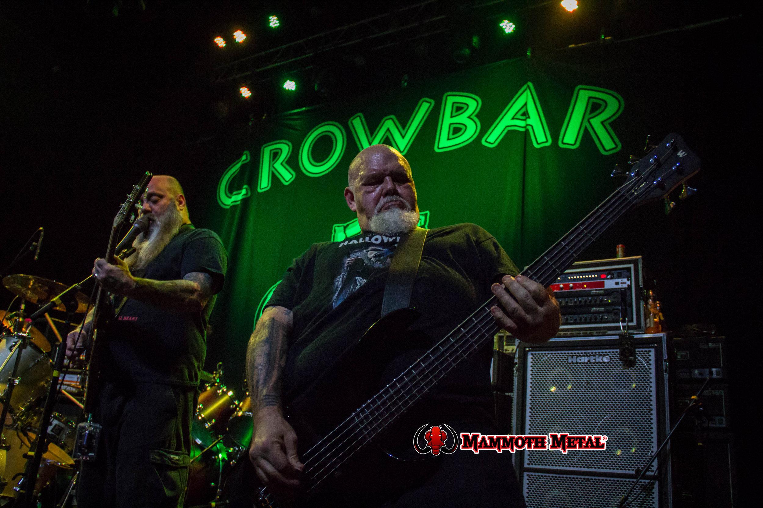 Crowbar  photo: David Burke