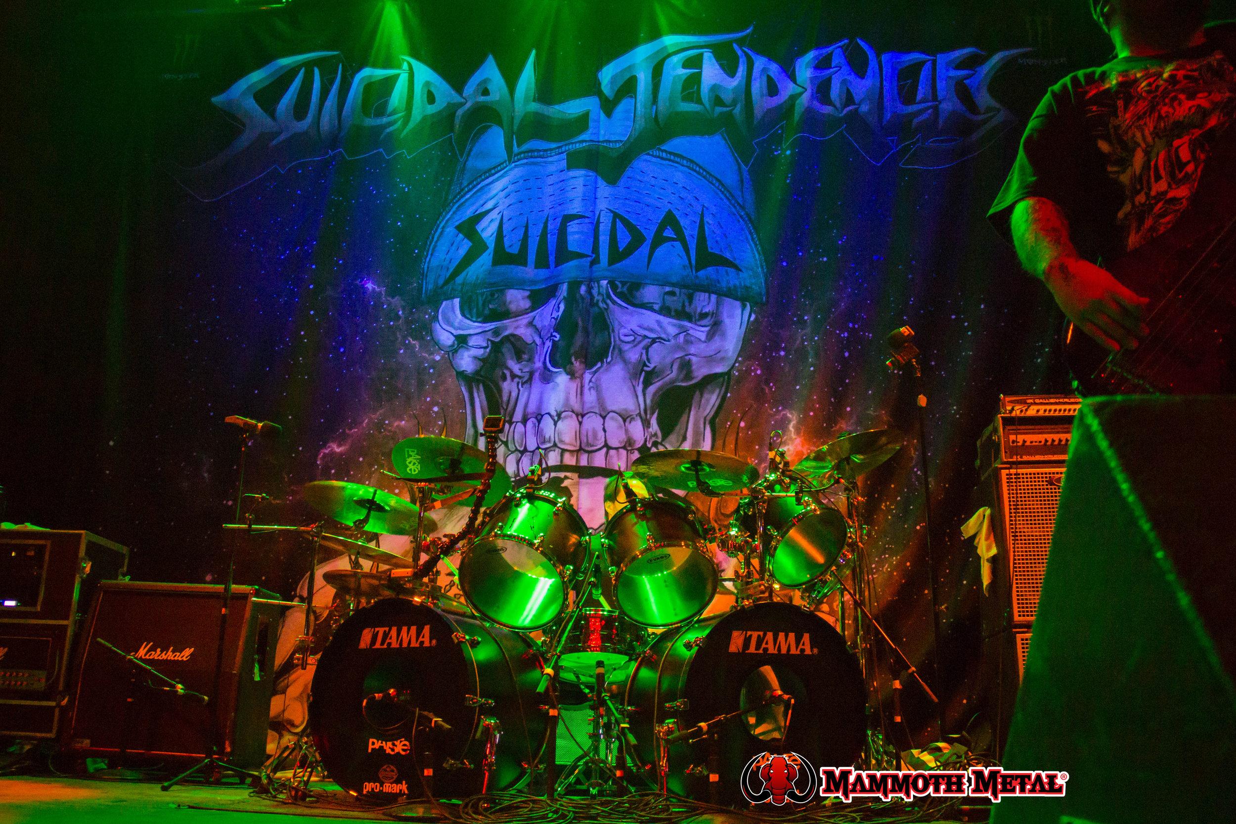 Suicidal Tendencies!  photo: David Burke