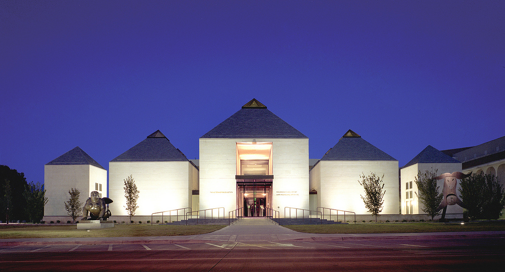 The Fred Jones Jr. Museum of Art on the University of Oklahoma houses an impressive collection of art from around the world, everything from traditional and contemporary Native American art to French impressionism.