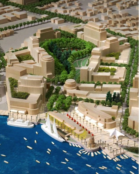 Harbor Point Master Plan**