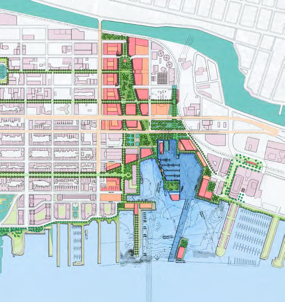 Hoboken Cove Master Plan**