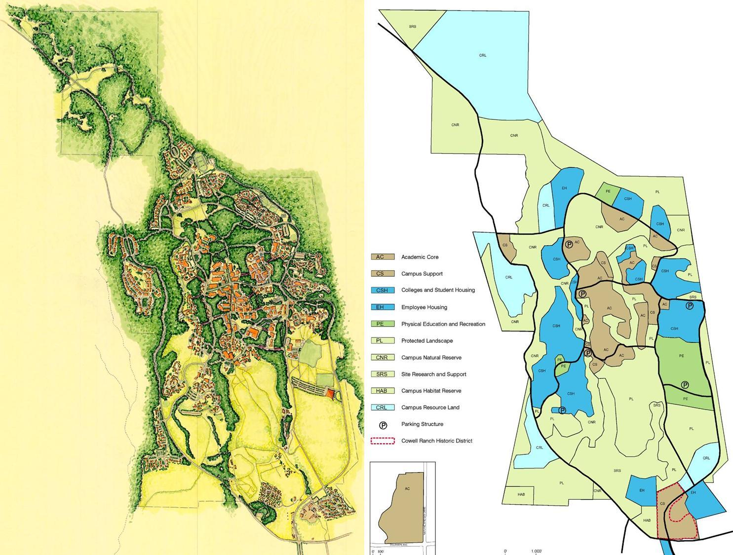 UC Santa Cruz 10 Year Plan**