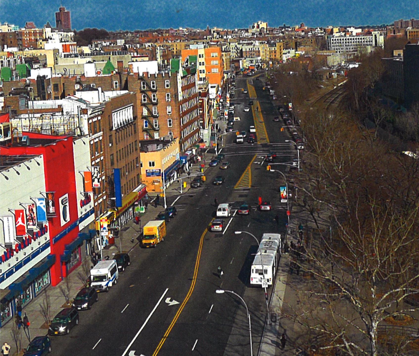 Webster Avenue Vision*