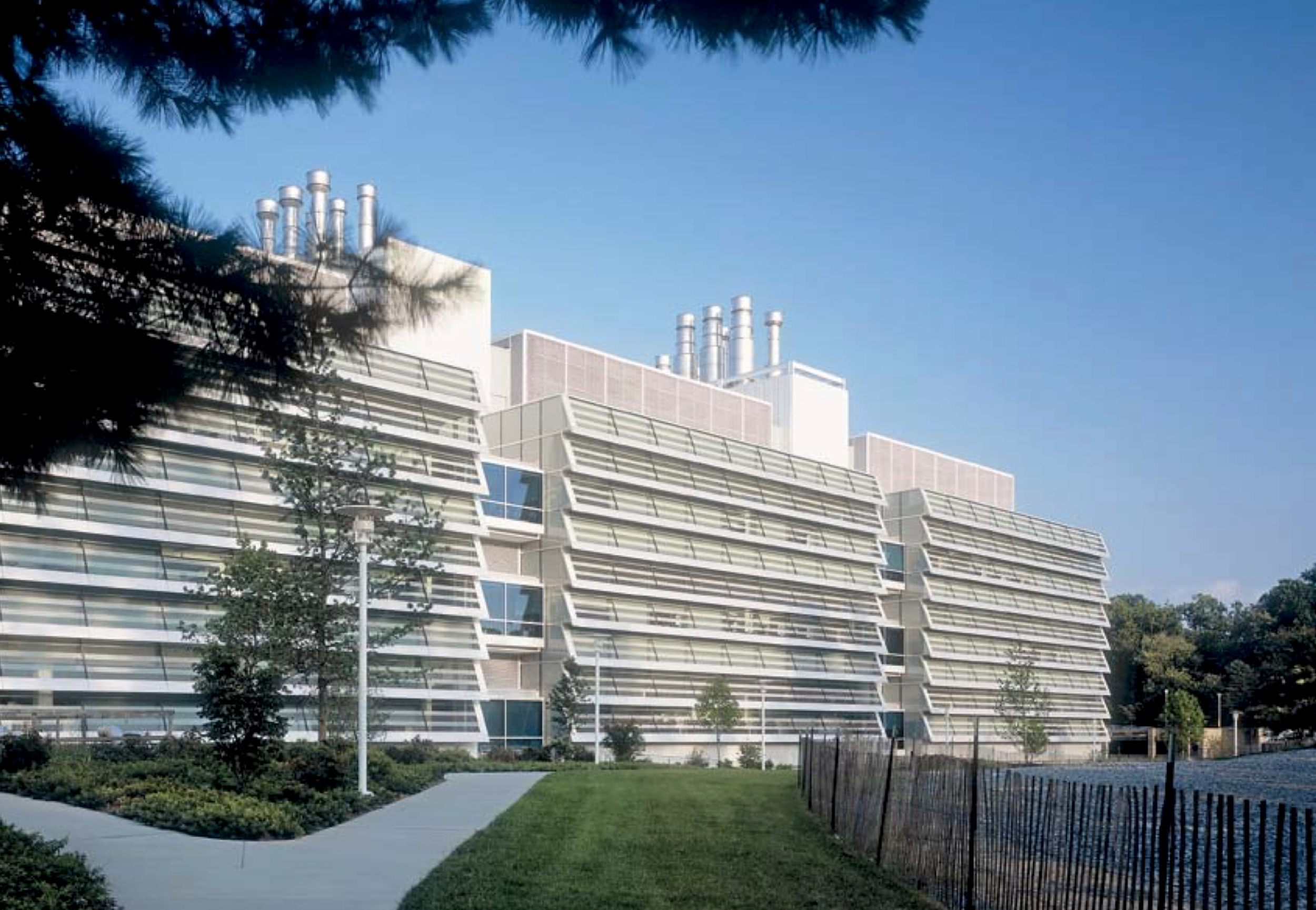 Porter Neuroscience Research Center at NIH, Bethesda, MD*