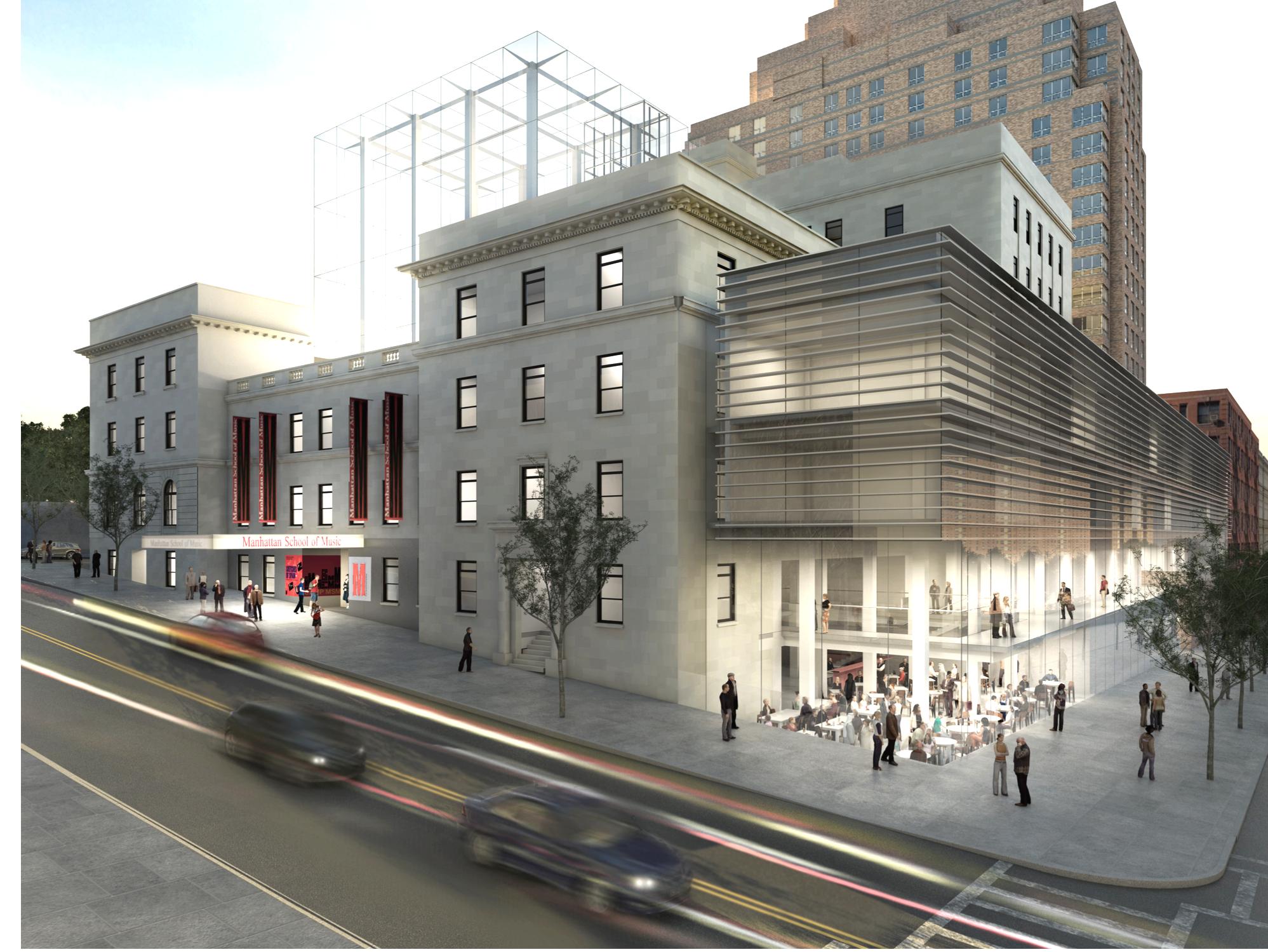 Manhattan School of Music, New York, NY*